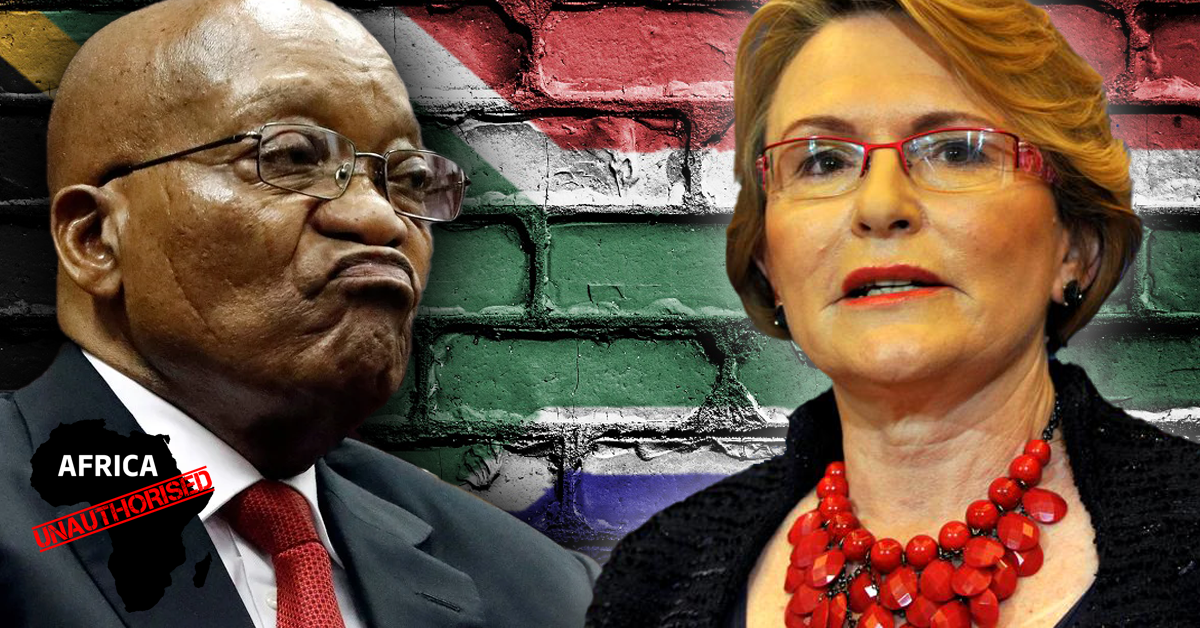 South Africa On the Edge; the Root of the Problem.